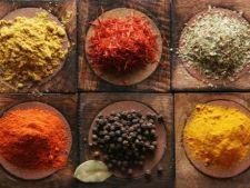 6 condimente care fac minuni pentru sanatatea ta