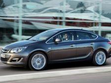 Opel dezvaluie noul Astra sedan 4 la Salonul Auto de la Moscova