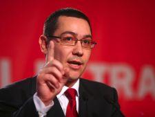 Ponta candideaza pentru un post de deputat la alegerile parlamentare