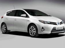 Noua generatie Toyota Auris se va lansa la Paris