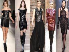 6 piese din piele la moda in aceasta toamna