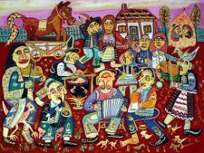 Expozitii de arta naiva in Bucuresti