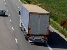 Restrictii de trafic din cauza caniculei: A fost interzisa circulatia camioanelor pe drumurile natio
