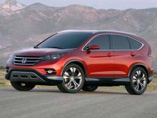Noua generatie Honda CR-V va fi disponibila pe piata romaneasca pana la sfarsitul anului