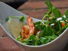 Salata de creveti cu parmezan