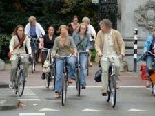 Turul Bucurestiului cu bicicleta