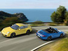 Familia Porsche se mareste cu 2 membri noi: 911 Carrera 4 si 911 Carrera 4 S