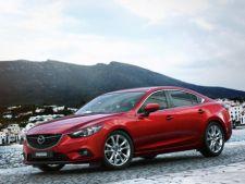 Noua Mazda6 sedan va fi prezentata in premiera mondiala la Moscova