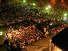 Promenada Operei pe 1 septembrie la Bucuresti