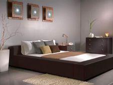 Cum sa vopsesti dormitorul cu mobilier inchis la culoare