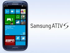 Samsung Ativ S este primul telefon Windows Phone 8