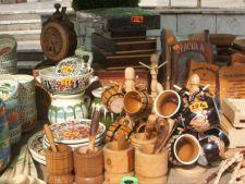 Piata taraneasca la Muzeul Taranului Roman