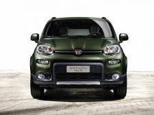 Noul Fiat Panda 4x4 va debuta la Salonul Auto de la Paris