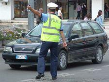 Restrictii de trafic in Bucuresti din cauza concertului Red Hot Chili Peppers