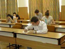 Bacalaureat 2012, sesiunea a 2-a: Elevii sustin azi ultima proba scrisa