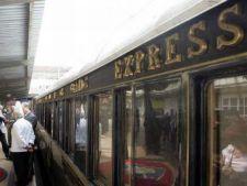 Trenul Orient Express poposeste luni in Gara de Nord
