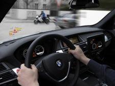 La volanul unui BMW, soferii devin mai agresivi