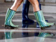 5 moduri in care sa porti cizmele de cauciuc