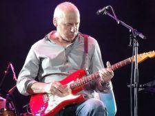 Mark Knopfler, solistul trupei Dire Straits, concerteaza pentru prima oara in Romania