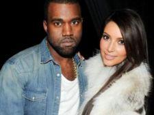 Kim Kardashian vrea copii cu Kanye West