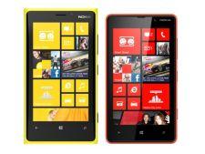 Nokia a prezentat noile telefoane WP8: Lumia 920 si Lumia 820