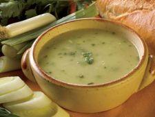 Supa de toamna cu legume verzi