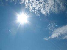 Cum va fi vremea in weekend (8-9 septembrie 2012)
