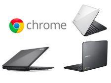 Google vrea sa inchirieze un Chromebook cu 30 dolari pe luna