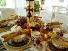 Meniu de toamna pentru masa de Sfanta Maria Mica