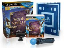 PlayStation 3 Wonderbook va fi lansat in luna noiembrie