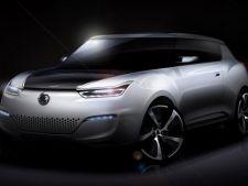 SsangYong va prezenta un concept electric la Salonul Auto de la Paris