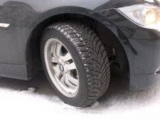Seful Directiei Rutiere: Din noiembrie vine iarna. Soferii vor fi nevoiti sa-si inlocuiasca anvelope