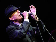 Leonard Cohen va canta 3 ore la Bucuresti
