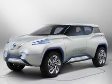 Nissan a pregatit un concept pe baza de hidrogen