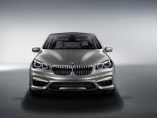 BMW propune conceptul hibrid Active Tourer