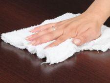 Cum scapi de mucegaiul de pe mobilierul din lemn
