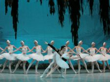 balet lacul lebedelor