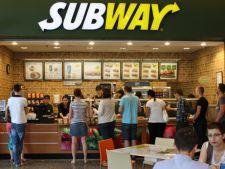 Se fac angajari la restaurantele Subway