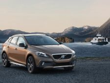 Volvo lanseaza la Paris un crossover bazat pe modelul V40