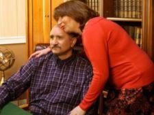 Magda Catone isi face griji pentru sotul aflat din nou in spital