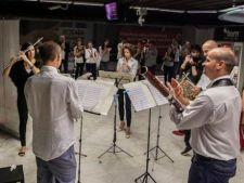 Muzica clasica la metrou de Zilele Bucurestilor