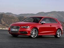Audi oferta detalii despre versiunea sportiva a noului A3