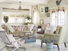 Decoratiuni in stilul Shabby Chic