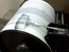 Un cutremur de 3,3 grade s-a produs in Vrancea