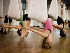 Ce trebuie sa stii despre aerial yoga