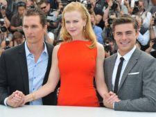 Zac Efron, speriat de scenele XXX cu Nicole Kidman din The Paperboy
