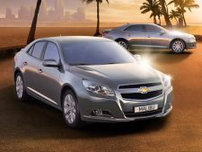 Afla cat va costa Chevrolet Malibu in Romania!
