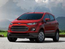 Noul Ford EcoSport va fi prezentat la Salonul Auto de la Paris