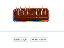 A 14-a aniversare Google