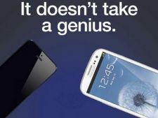 Vezi reclamele Samsung anti-iPhone 5